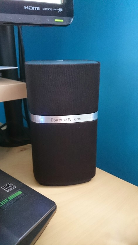 B&W MM-1 Desktop Speaker