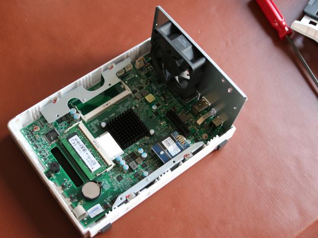 QNAP TS-251 Quick Review | @ssl_boy – Adventures in